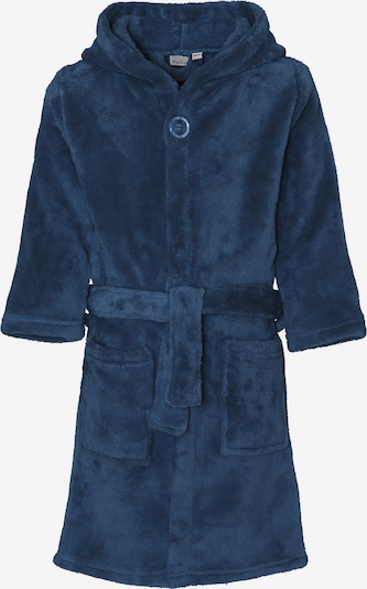 PLAYSHOES Bademantel in navy: Frontalansicht