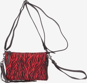 LEGEND Crossbody Bag in Red
