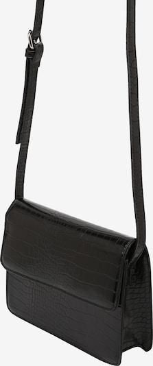 PIECES Umhängetasche 'PCJULIE' in schwarz: Seitenansicht