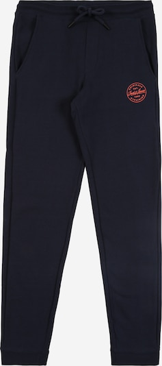 Jack & Jones Junior Jogginghose 'GORDON' in navy, Produktansicht
