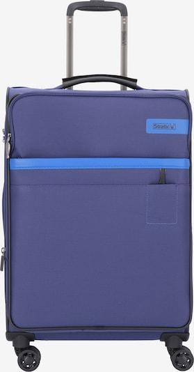 Stratic Valisette en bleu / bleu violet, Vue avec produit