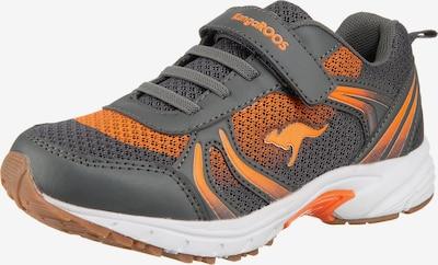 KangaROOS Sportschuh 'Niko EV' in grau / orange, Produktansicht