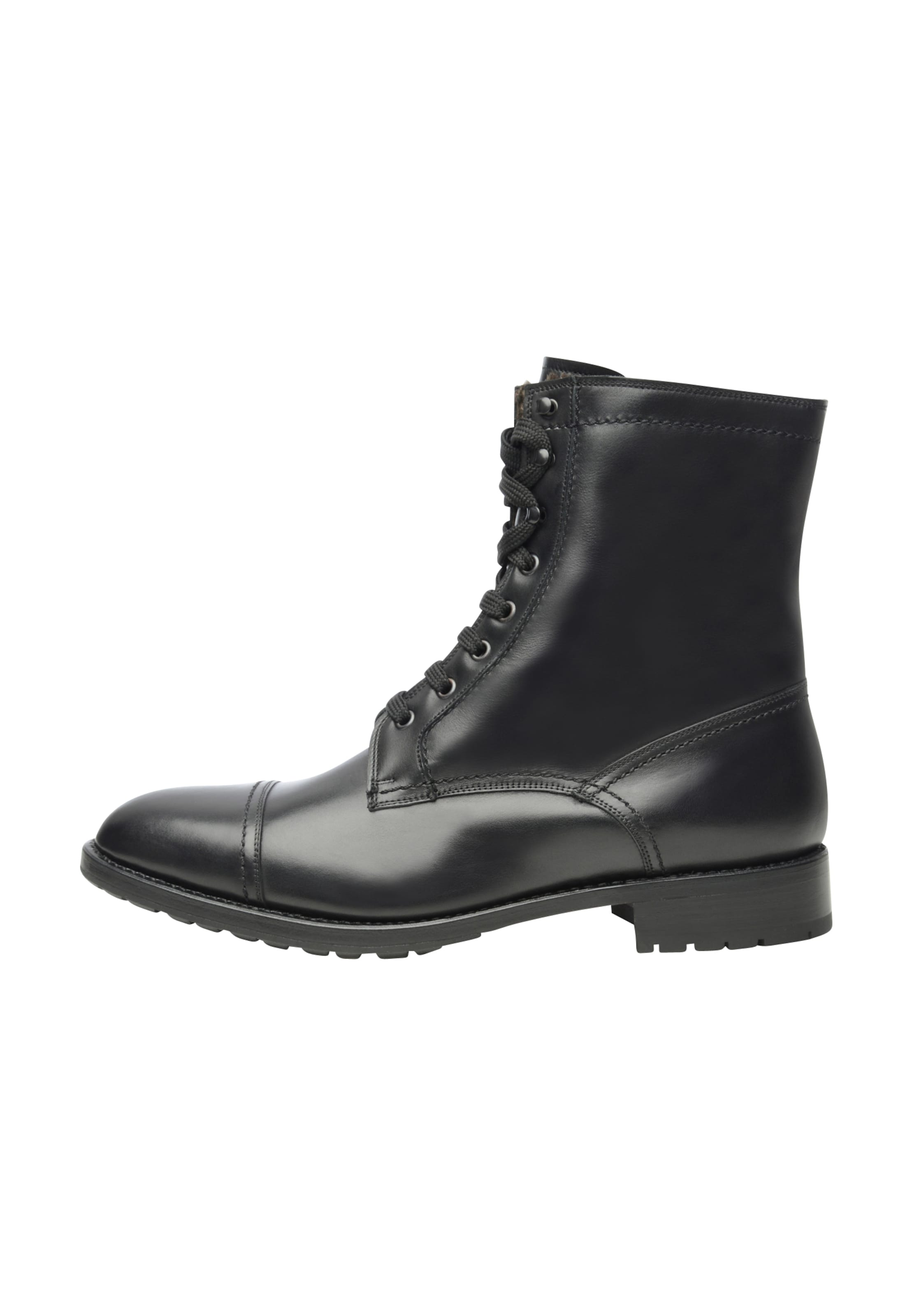 Shoepassion 692' Zwart Veterboots In 'no xw0wFPA1qp