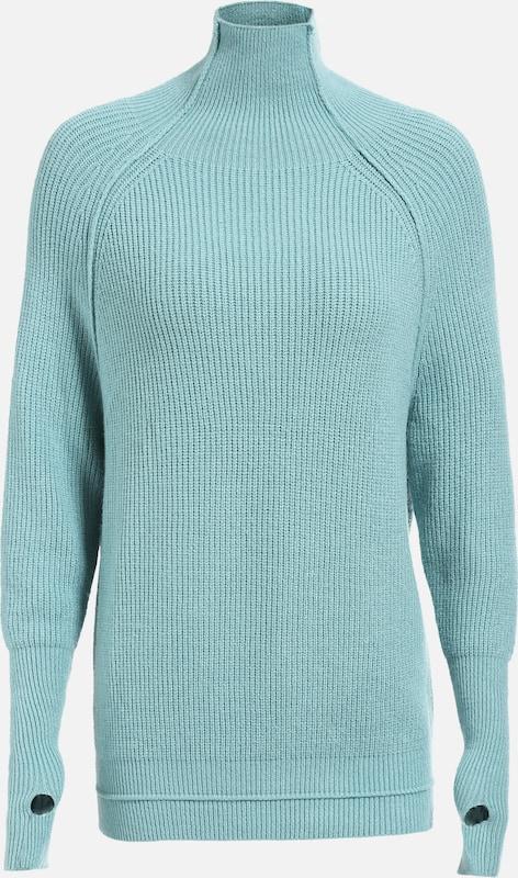 APART Pullover mit Öffnungen für die Daumen in hellblau  Neu in diesem Quartal