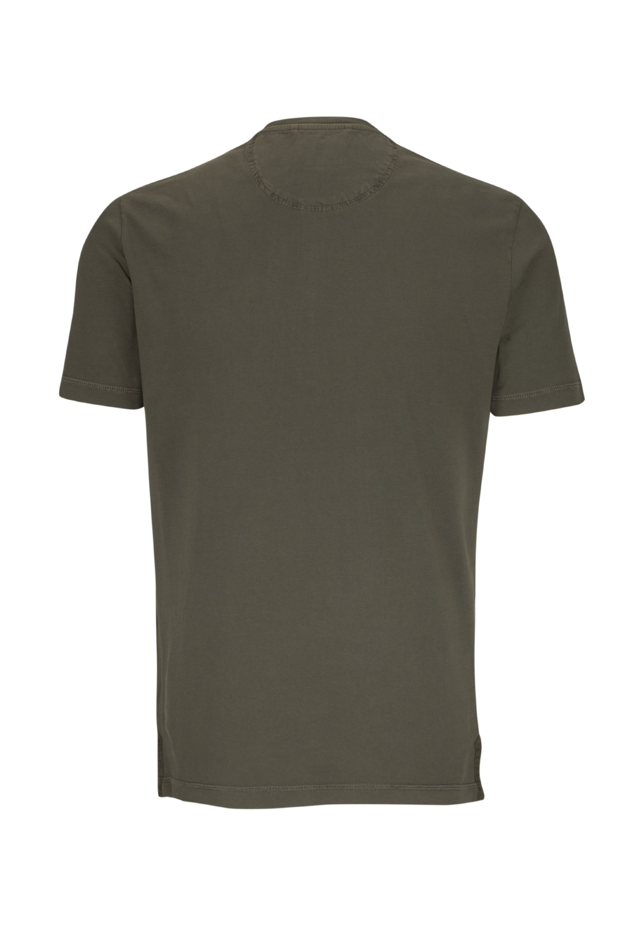 Camel T Active shirt Oliv In mN0w8n