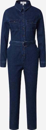 Kombinezono tipo kostiumas 'INDIGO DENIM BOILERSUIT' iš Dorothy Perkins , spalva - tamsiai (džinso) mėlyna, Prekių apžvalga