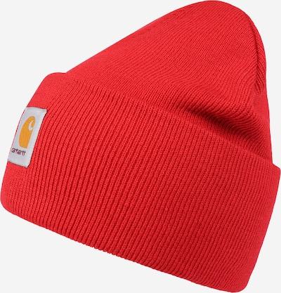 Carhartt WIP Strickmütze in rot, Produktansicht