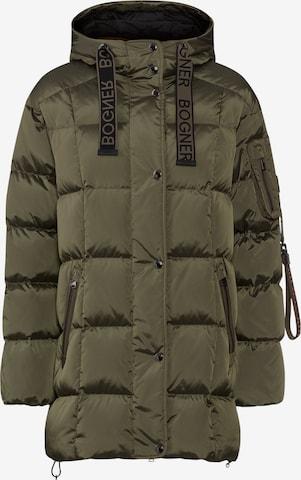 BOGNER Χειμερινό μπουφάν 'Fanja-D' σε πράσινο