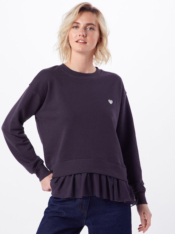 Sweat En Sweat Review shirt shirt Anthracite Review Anthracite En SUVpzMq