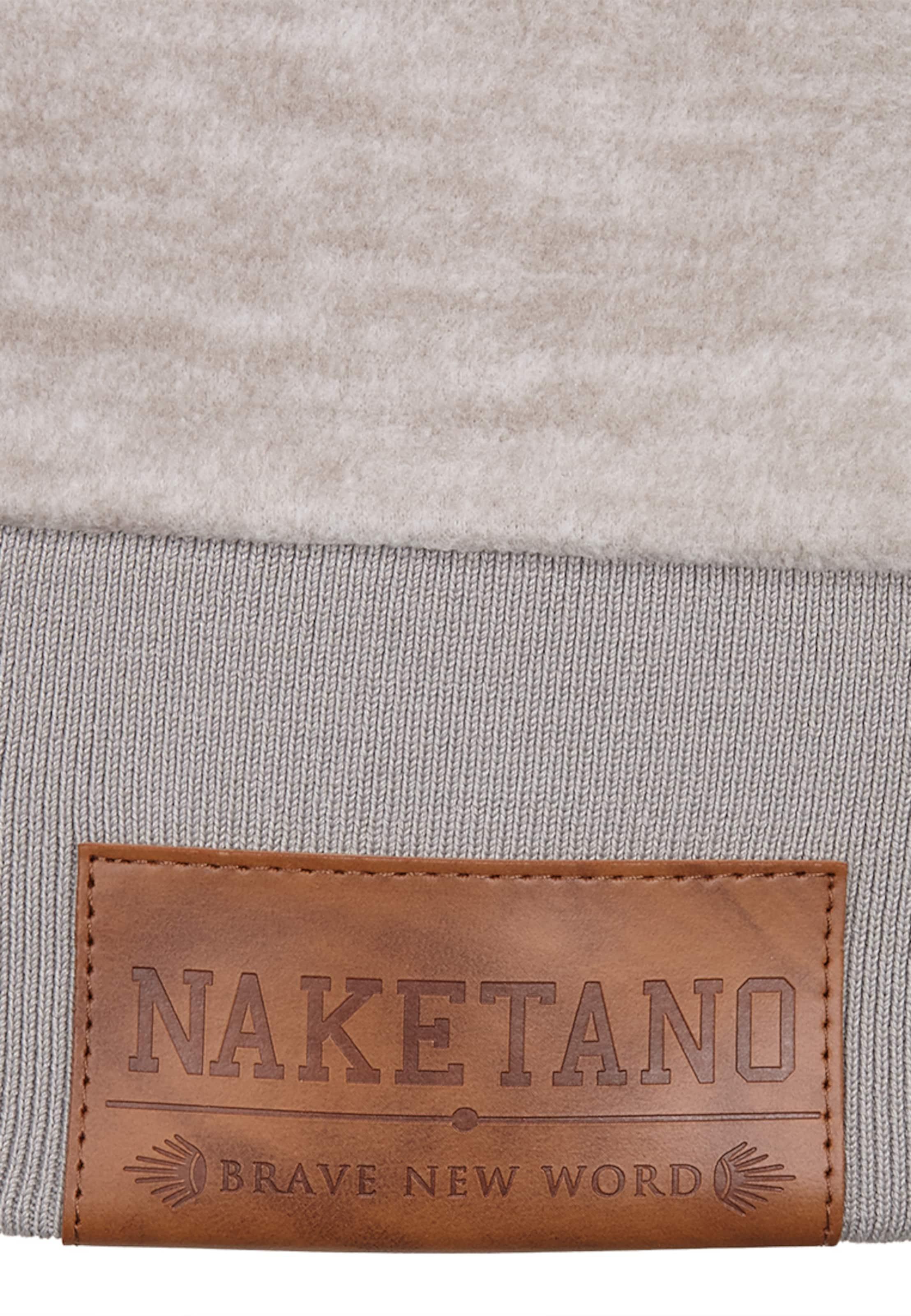 naketano Female Zipped Jacket Dreisisch Euro Swansisch Minut Verkaufsqualität NZGR4a