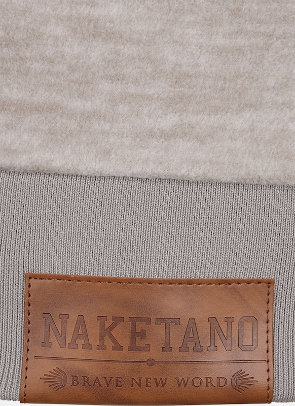naketano Female Zipped Jacket Dreisisch Euro Swansisch Minut
