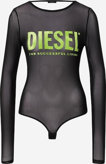 DIESEL T-shirt 'VALERICK' en noir, Vue avec produit