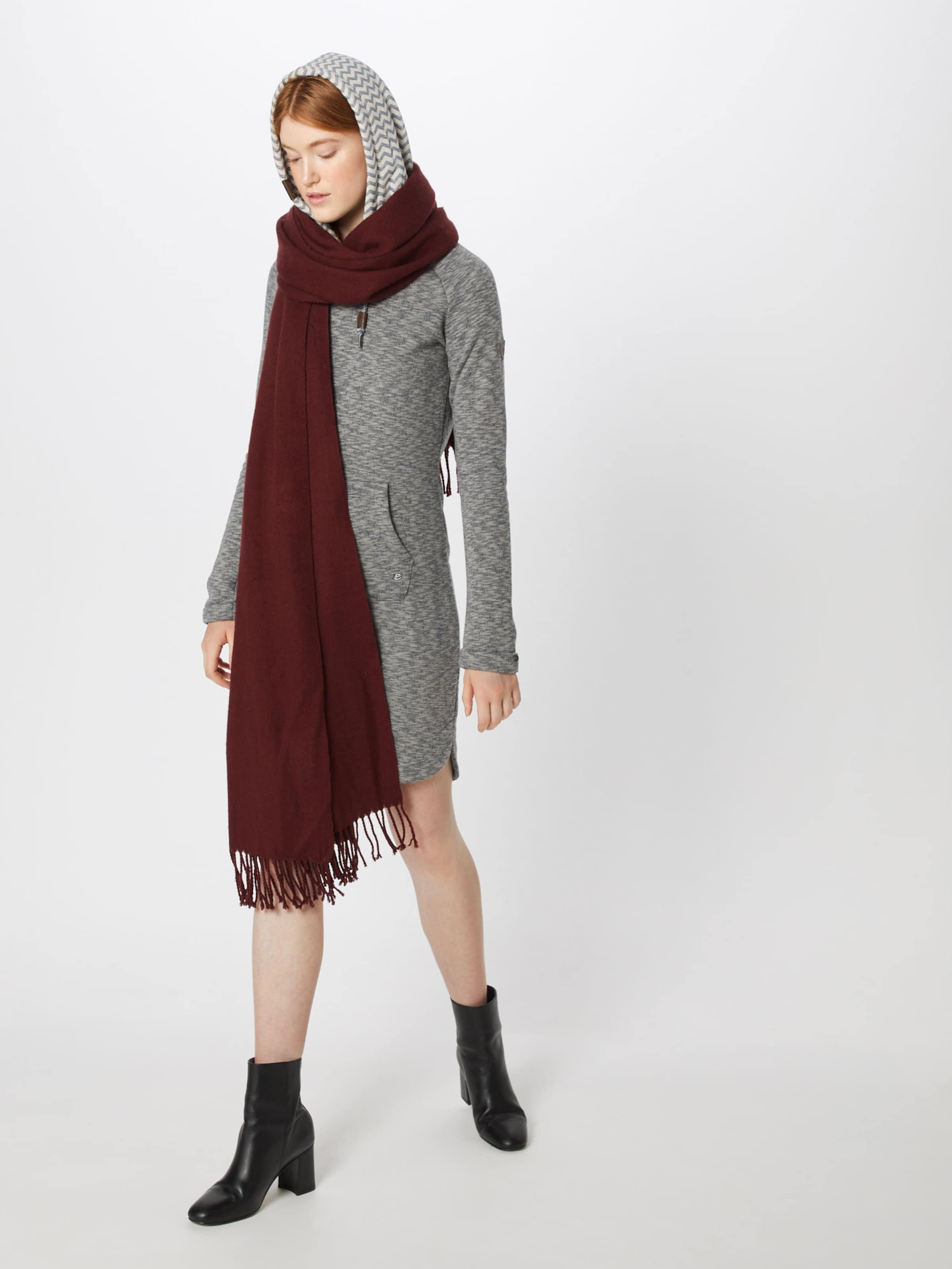 En Foncé Gris Ragwear Robe 'bess' 08wOPkXn