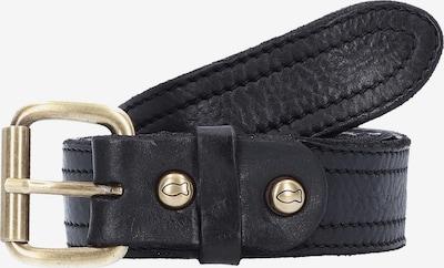 Campomaggi Gürtel in schwarz, Produktansicht