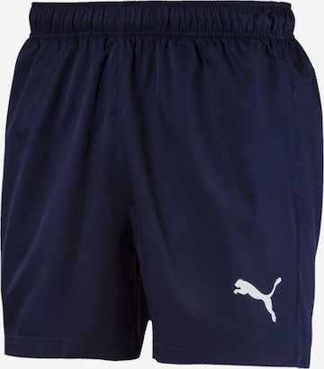 PUMA Sportsbukser 'Active' i blå