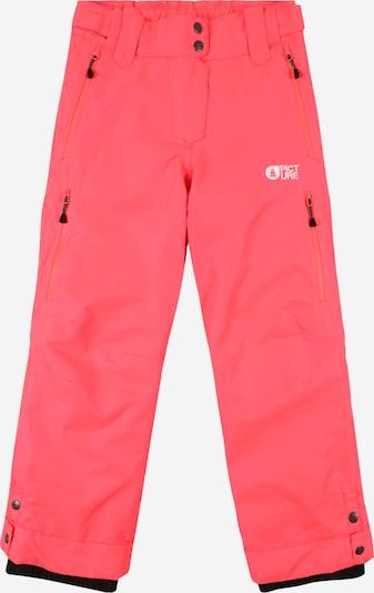 Picture Organic Clothing Hosen in neonpink, Produktansicht