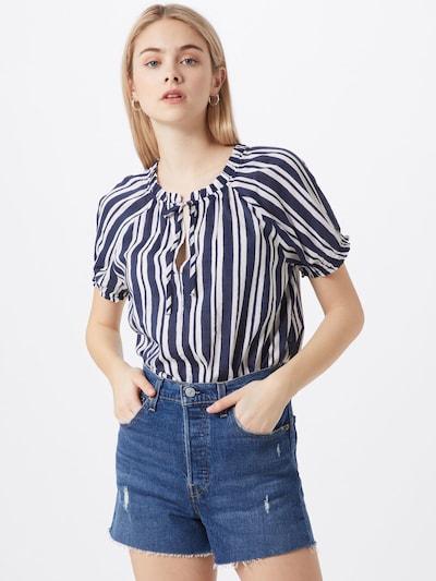 GAP Bluse in blau / mischfarben, Modelansicht