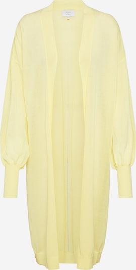 NÜMPH Gebreid vest 'NUAZARIA' in de kleur Geel, Productweergave