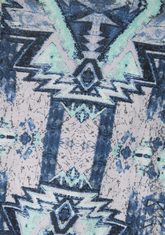 Buffalo Maxi Dress