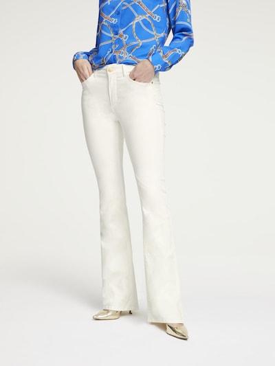 Džinsai 'Aleria' iš heine , spalva - balkšva, Modelio vaizdas