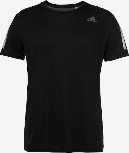 ADIDAS PERFORMANCE Funktionsshirt 'Own The Run' in schwarz, Produktansicht
