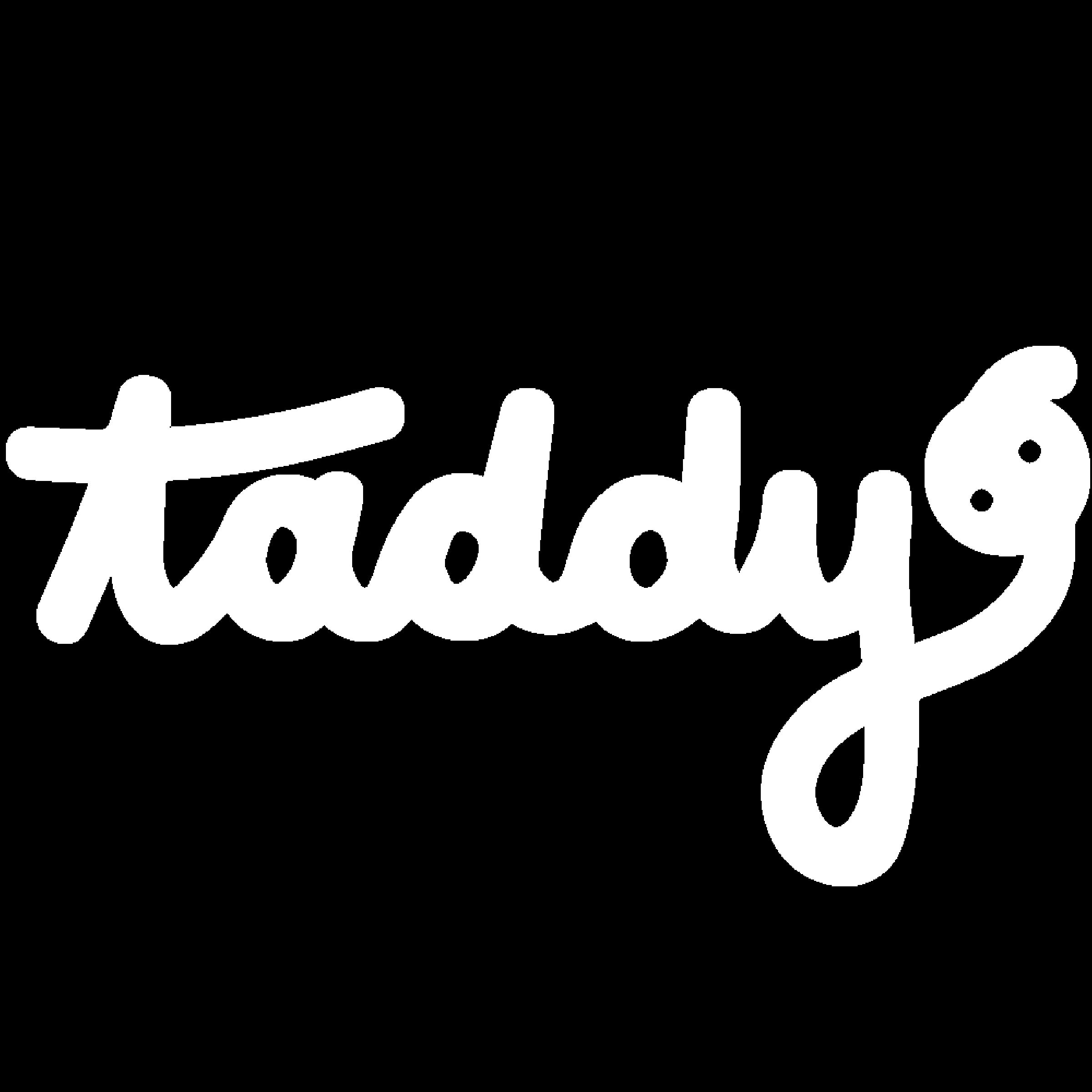 taddy Logo