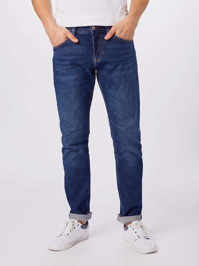 TOMMY HILFIGER Jeans in blue denim, Modelansicht