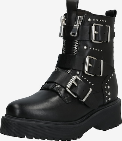 Auliniai batai iš PS Poelman , spalva - juoda, Prekių apžvalga