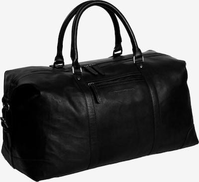 The Chesterfield Brand by Thomas Hayo Sac week-end 'Caleb' en noir, Vue avec produit