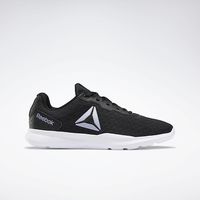 REEBOK Schuh in schwarz / weiß, Produktansicht