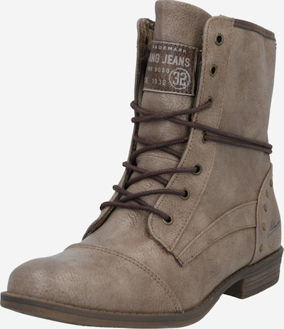 MUSTANG Stiefelette in taupe, Produktansicht
