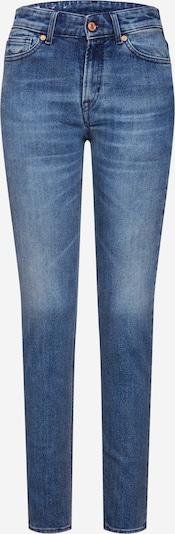 Kings Of Indigo Jeans 'Juno High' in blue denim, Produktansicht