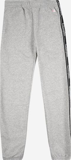 Champion Authentic Athletic Apparel Broek in de kleur Grijs gemêleerd / Zwart / Wit, Productweergave