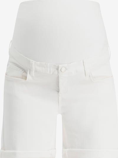 Esprit Maternity Broek in de kleur Wit, Productweergave