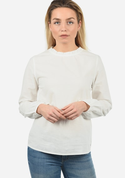 Blend She Blouse 'Anni' in White, View model