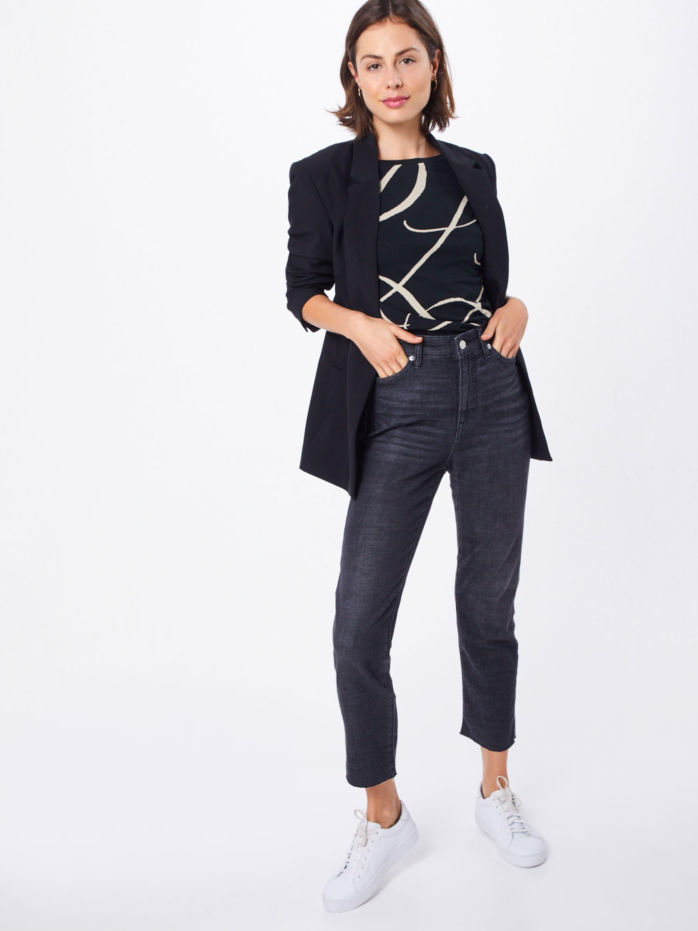 Lauren En Ralph Noir T shirt 'grieta' 8n0XPwOk