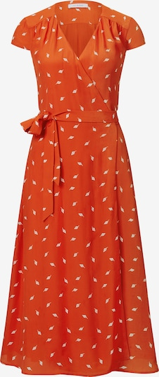 IVY & OAK Midi Wickelkleid in orange, Produktansicht