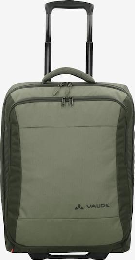 VAUDE Trolley 'Sapporo II' in khaki / oliv, Produktansicht