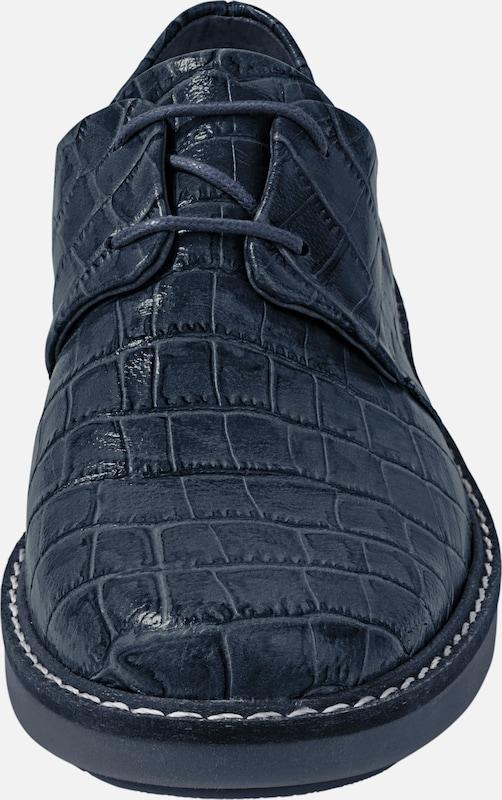 Haltbare Mode billige Schuhe heine | Schnürer mit Schuhe Kroko-Prägung Schuhe Gut getragene Schuhe mit 61f709