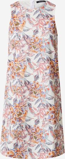 Rochie de vară Trendyol pe culori mixte / alb: Privire frontală