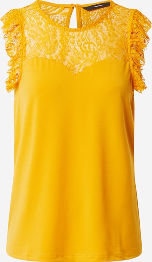 VERO MODA Blouse 'ALBERTA' in de kleur Geel, Productweergave