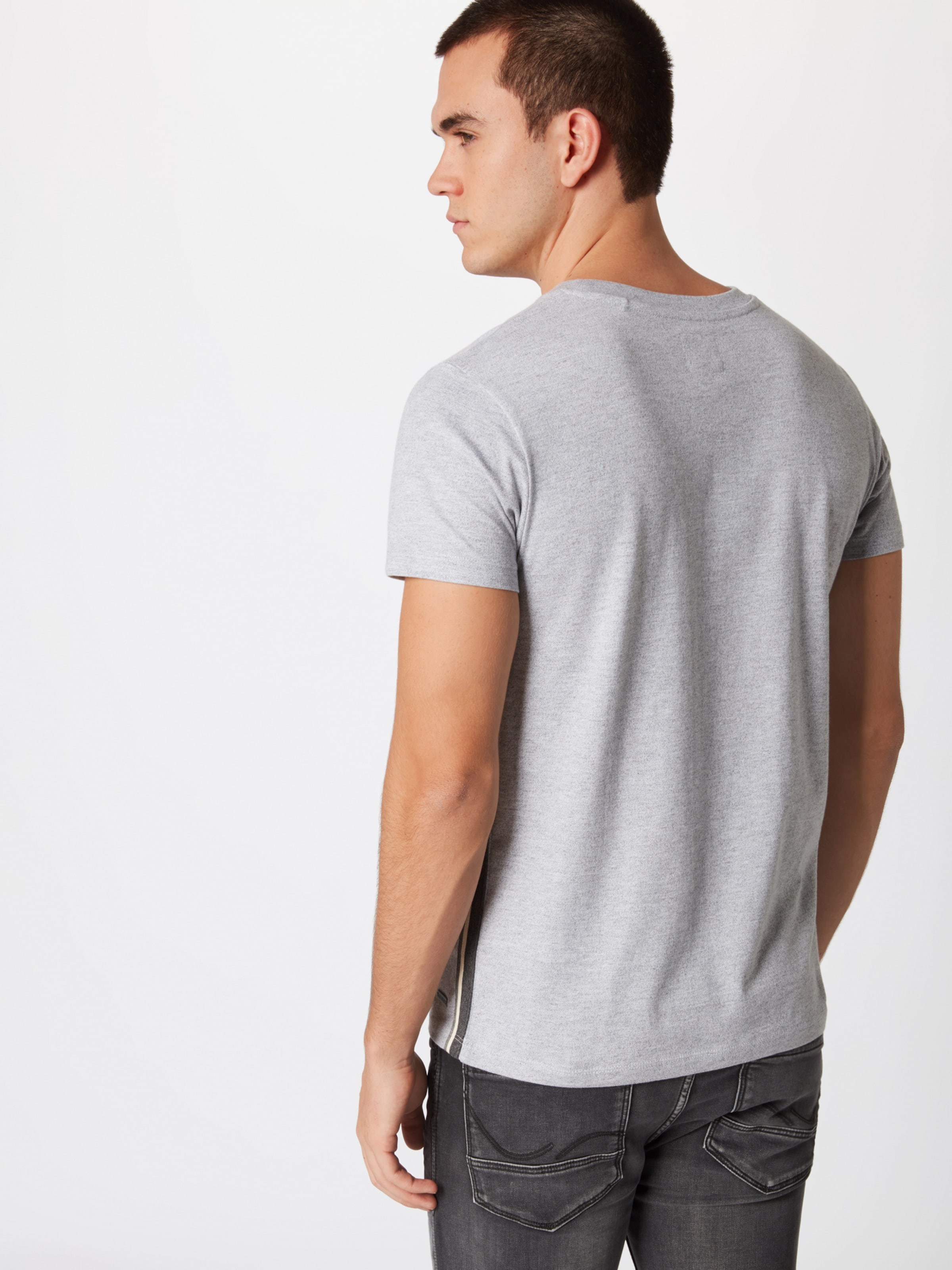 'sg 128cc2k026' Edc In Esprit By Shirt Grau Nm0wOnv8