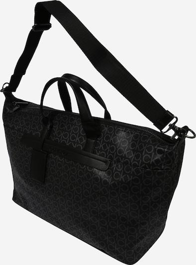 Geantă de weekend Calvin Klein pe negru, Vizualizare produs
