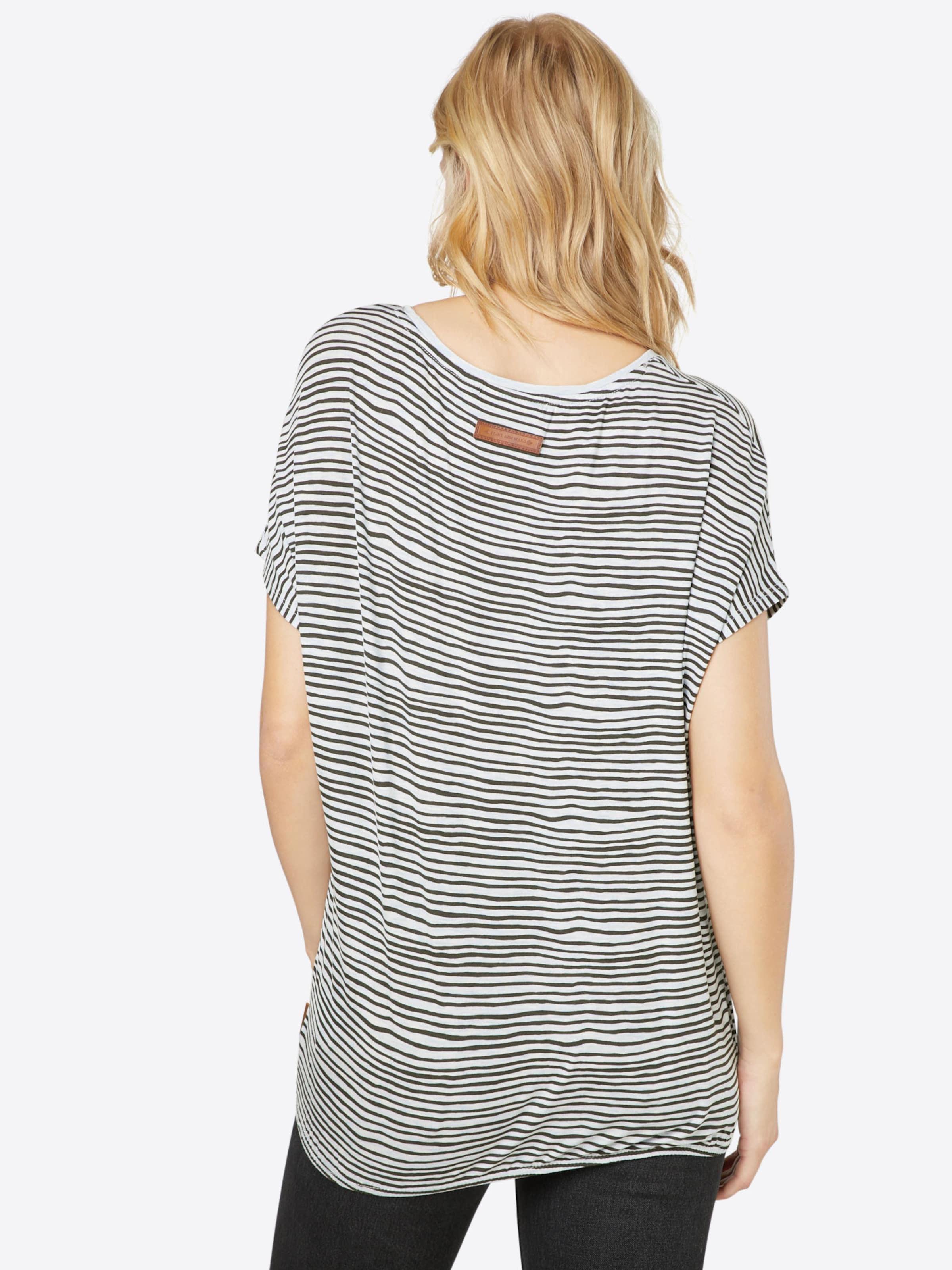 naketano Oversize Shirt 'Bouncing II' Billig Ausverkauf Billig Verkauf Gut Verkaufen Steckdose Countdown-Paket Billigste Online N73p6Ij8c