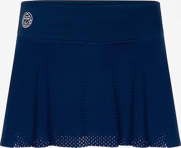 BIDI BADU Athletic Skorts 'Charlie' in Blue