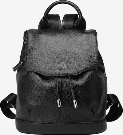 C'iel Cityrucksack in schwarz, Produktansicht