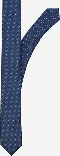 Jack & Jones Junior Krawatte in navy / weiß, Produktansicht