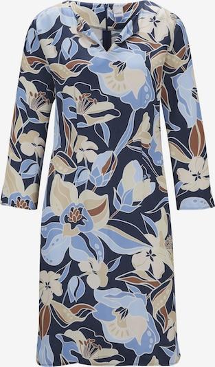 heine Kleid in dunkelblau / mischfarben, Produktansicht
