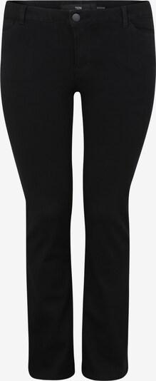 Junarose Kavbojke 'TEN NOELLA' | črna barva, Prikaz izdelka