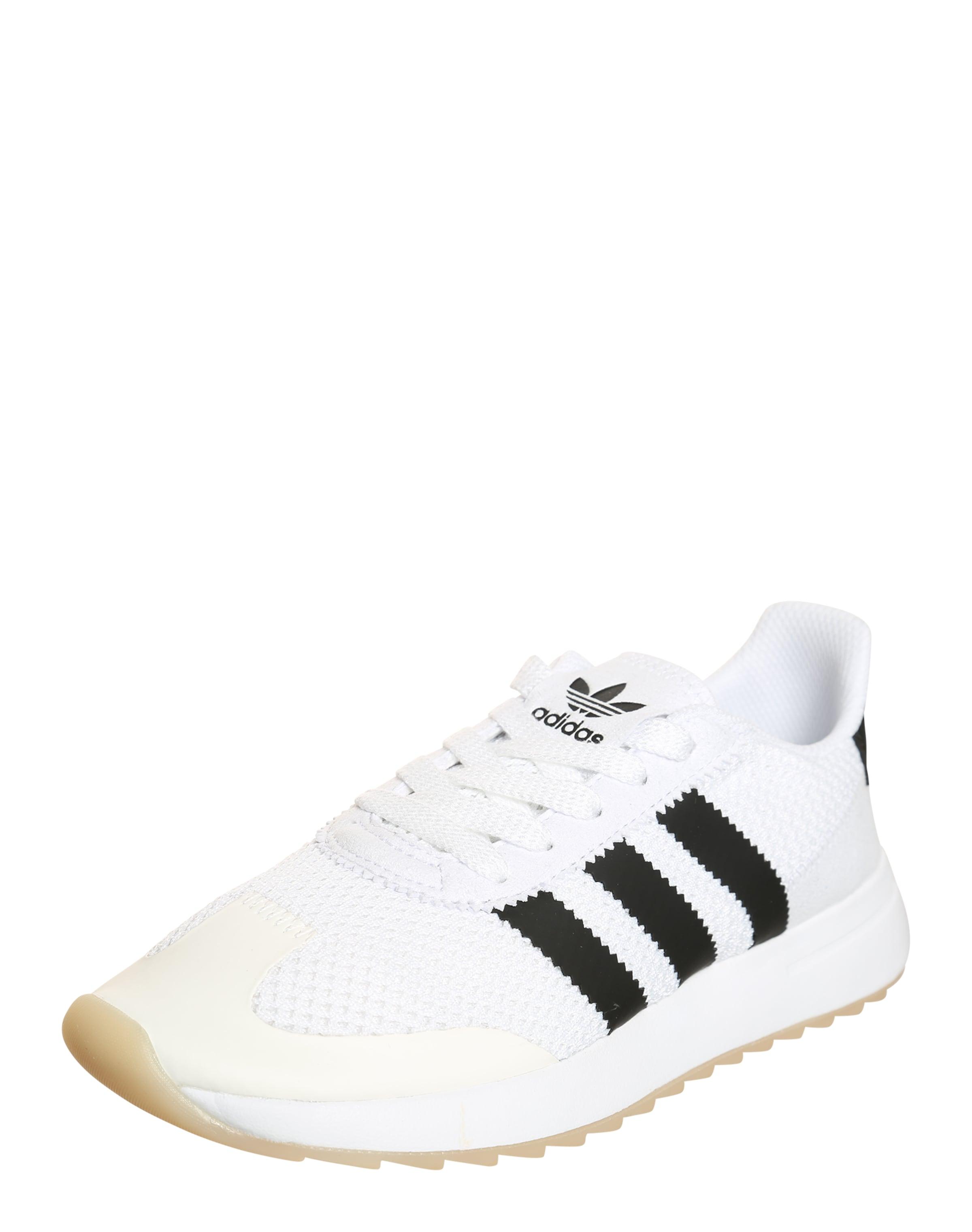 adidas Originals »Flashback W« Sneaker, schwarz, schwarz-koralle